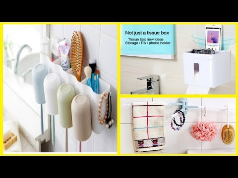 How to Save Bathroom Space, Make the Bathroom Look More Concise!