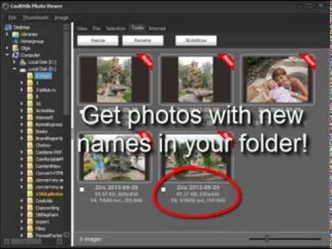 How to transfer photos from camera to computer?