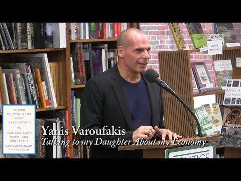 Yanis Varoufakis: Live at Politics and Prose