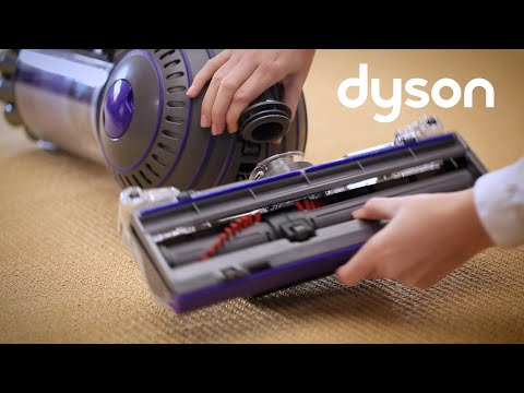 Dyson DC41, DC65 and Dyson Ball™ Animal 2 - Checking the cleaner head and base for blockages (US)