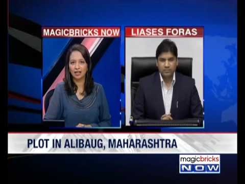 What will be the land cost in Alibaug?- Property Hotline