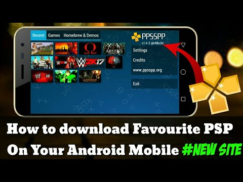 How To Download PSP Games For Android Phones ?