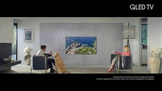 Samsung QLED TV User Experience