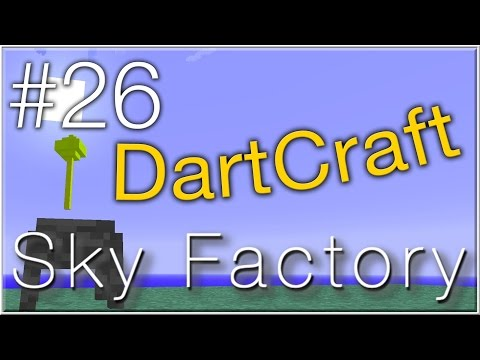 Getting Started with DartCraft (Sky Factory #26)