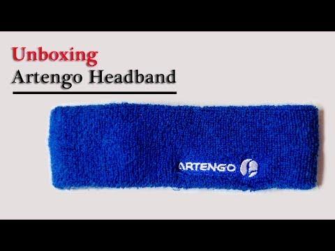 Artengo Headband (Blue)