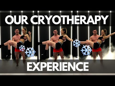 ⛄ DO YOU EVEN FREEZE BRO?! | Cryotherapy Experience ❄️