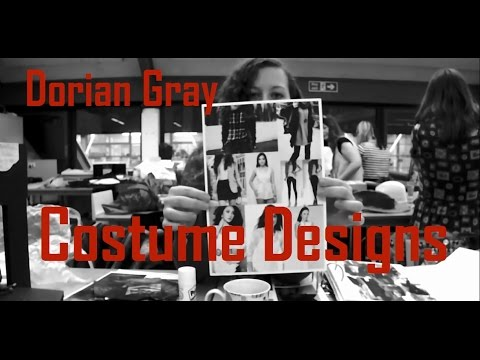 Doppelganger Productions - Dorian Gray: Costume Design Ideas with Marie part 2