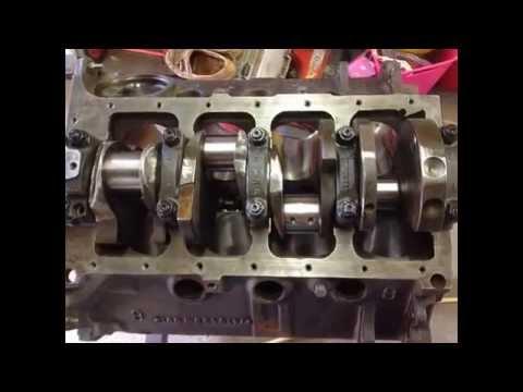 360 Chrysler / mopar engine build up FordSpeed DG
