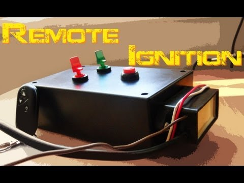 New Remote Ignition + Update