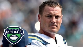 How does Philip Rivers rank against the Chiefs