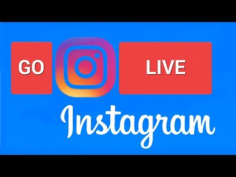 How to go live on Instagram (iOS)