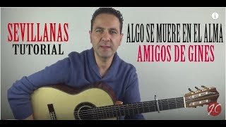 SEVILLANAS DEL ADIÓS, Tutorial (Jerónimo de Carmen) Guitarraflamenca