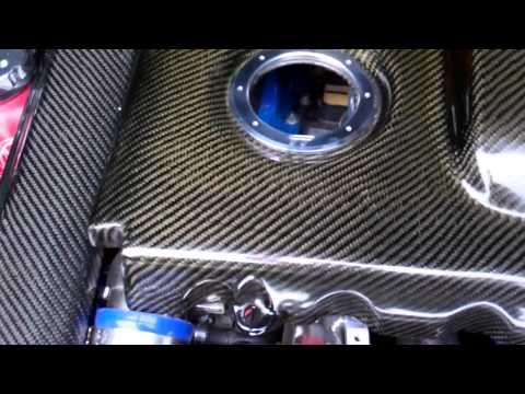 Audi TT 225 Engine Cover RING for years 2000 - 2006 BLING