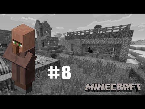 Minecraft: Village Search #8