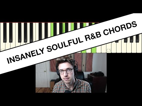 How to Play Insanely Soulful R&B Chords + How to Make Money Making Music