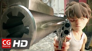 "CGI 3D Animation Short Film HD ""The Chase"" by Tomas Vergara | CGMeetup"