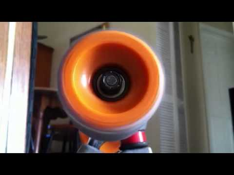 Abec-3 Bearings Spin For Almost A Minute - Record Time!!!