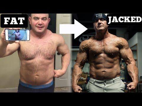 From FAT To JACKED: Fat Loss Tips (Ft. Mark Bell)