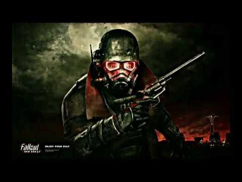 Fallout New Vegas,1,2 OST- Metallic monks (siren music)