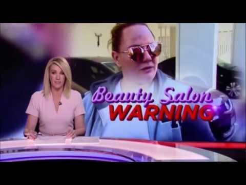 Beauty Salon Warning | A Current Affair with Jo Ucukalo | Two Hoots Tips