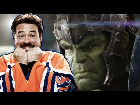 Kevin Smith reacts to the THOR: RAGNAROK trailer