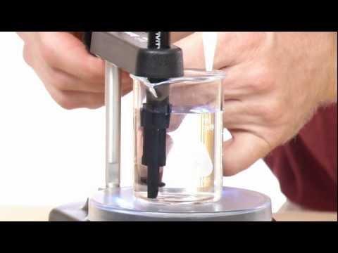 Conductivity Probe - Tech Tips with Vernier