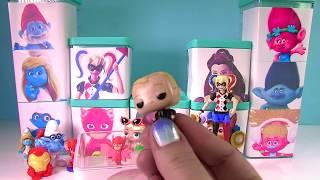 Huge Surprise Toy Blind Box Show Trolls Boss PJ Masks Kids Toys