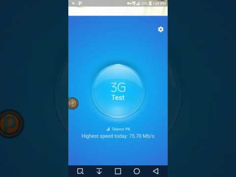 Internet speed hack on android JUN6,2017