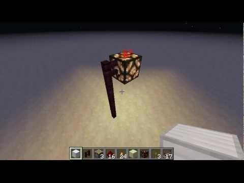 Self-Powered Redstone Lamp