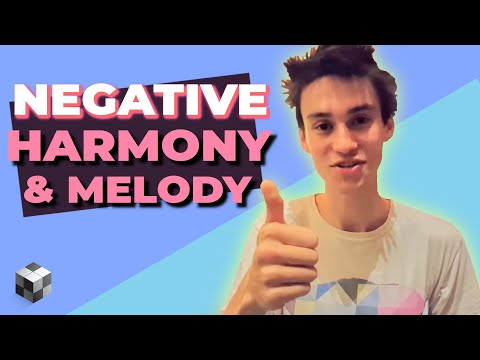 Jacob Collier, Negative Harmony & How to Write a Negative Melody
