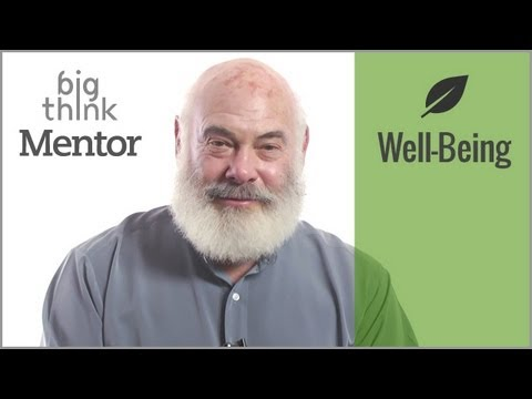 Lifestyle and Emotional Well-Being, with Dr. Andrew Weil   Big Think Mentor