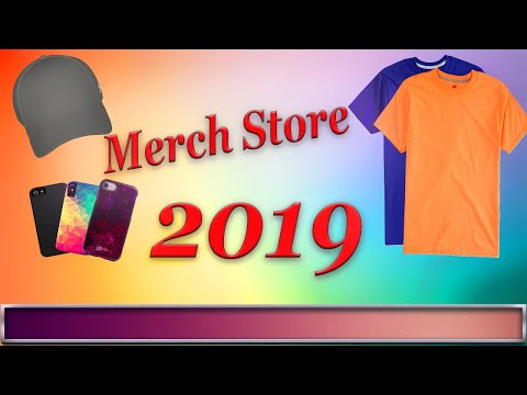 How To Make Your Own Merchandise Store! 100% Free and Easy!