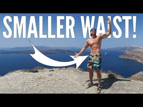 Secrets To A Smaller Waist!
