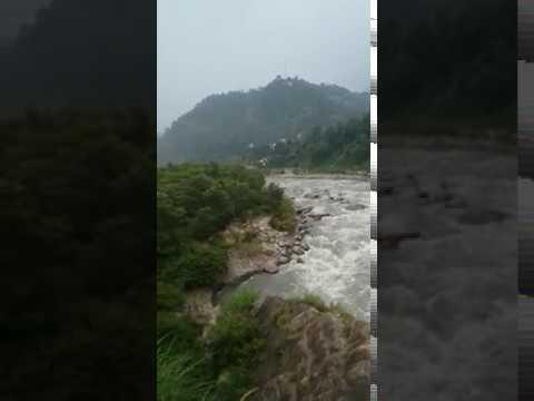 हिमाचल : रावी नदी Raavi River Chamba View Himachal