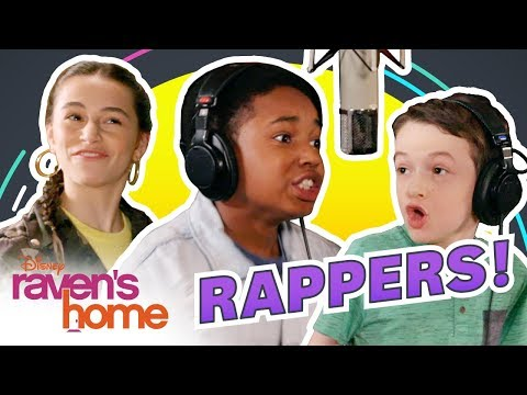 Do It Duo: Let's be Rappers! 🎤 | Raven's Home