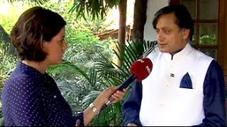 Am being attacked because I'm seen as an outsider: Shashi Tharoor to NDTV