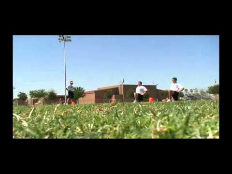 Football Kicking Exercises- Static Stretching