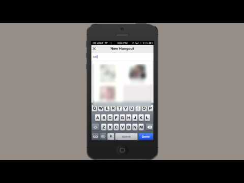 How to Chat With Someone on Gmail on an iPod Touch : Apple Devices & Other Tech Tips