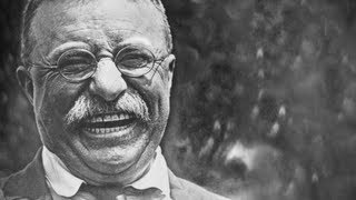 Epic Rap Battles of History News with Theodore Roosevelt.