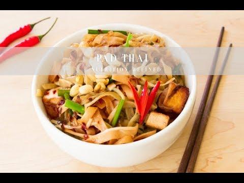 Pad Thai (Authentic) | Vegan, Gluten-Free