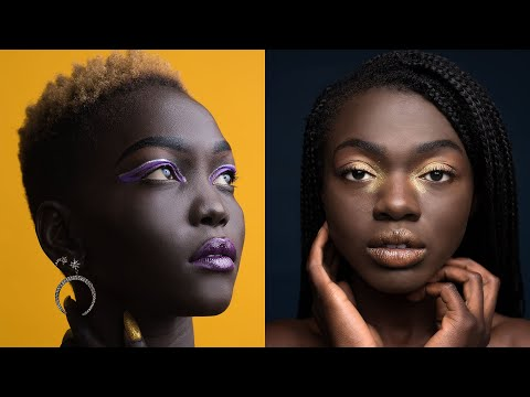 Dark Skin People Get Their Ideal Photographs