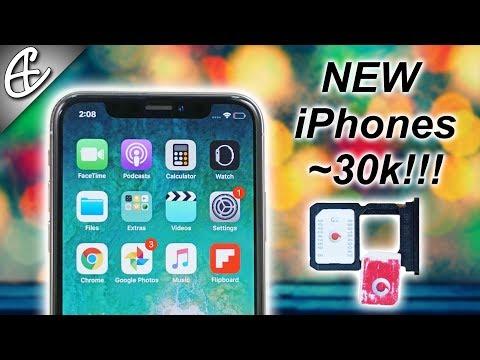 New iPhone at ~30k: Dual Sim Variant Revealed?
