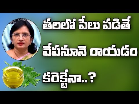 Is It Safe To Use Neem Oil to Remove Lice l DOES IT REALLY WORKS l Hai TV