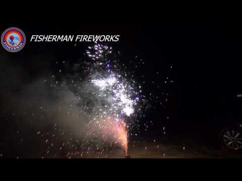 FP4745-BRIGHT AND SHINY-Fisherman Fireworks