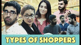 Types of Shoppers | MangoBaaz