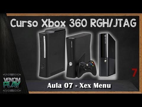 Curso Xbox 360 RGH/JTAG - Aula 07: Xex Menu