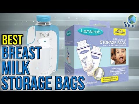 10 Best Breast Milk Storage Bags 2017