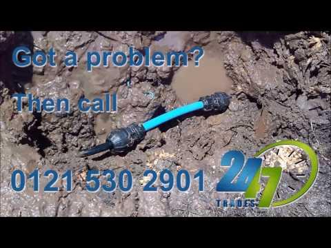 Pipe Repair in Birmingham - 24/7 Drains