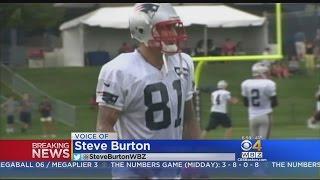 Steve Burton On Aaron Hernandez