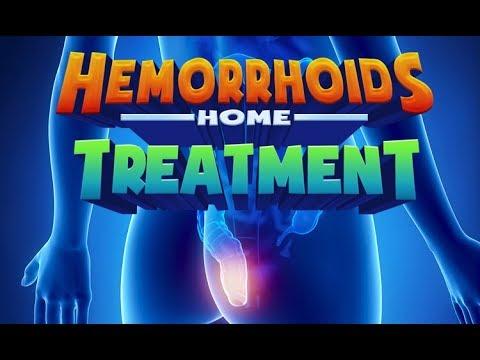 Hemorrhoid Treatment At Home: 4 INSPIRING Home Remedies